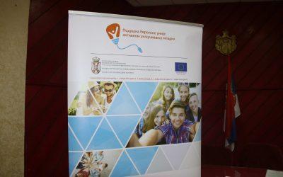 """EU projekat """"Aktiviranje za više mogućnosti"""" za zapošljavanje osoba sa invaliditetom u Kuršumliji"""