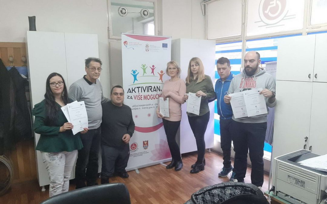ICT Trainings – Final Report