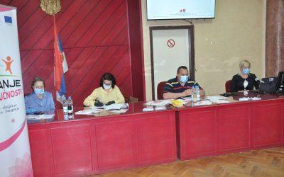 Program za razvoj socijalnih veština i dalje radne prakse